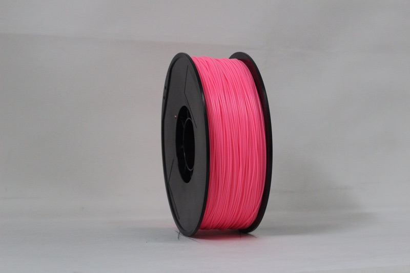 ABS filament, 3.0mm, Pink, 1kg/spool