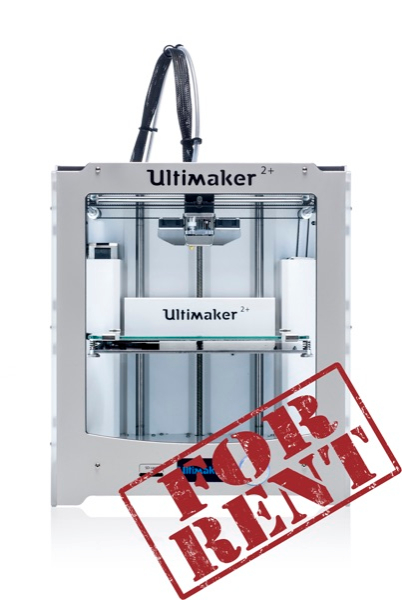 Try an Ultimaker For Two Weeks (Education/Schools Only)