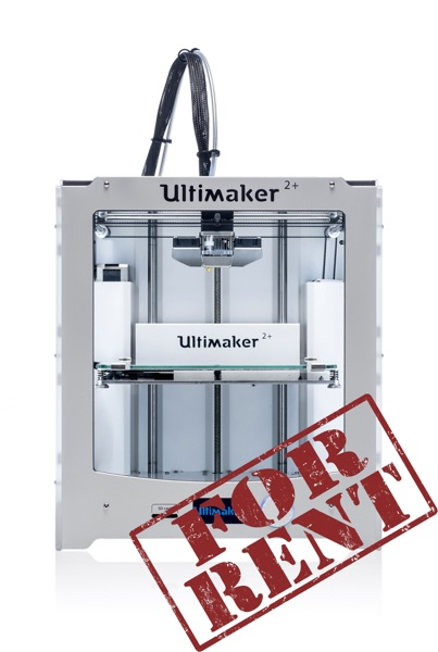 Rent an Ultimaker For A Month