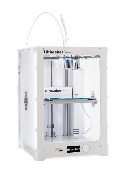 Ultimaker 3 - Extended ultimaker, ultimaker 2, ultimaker 3d printer, makerbot, up, flashforge,