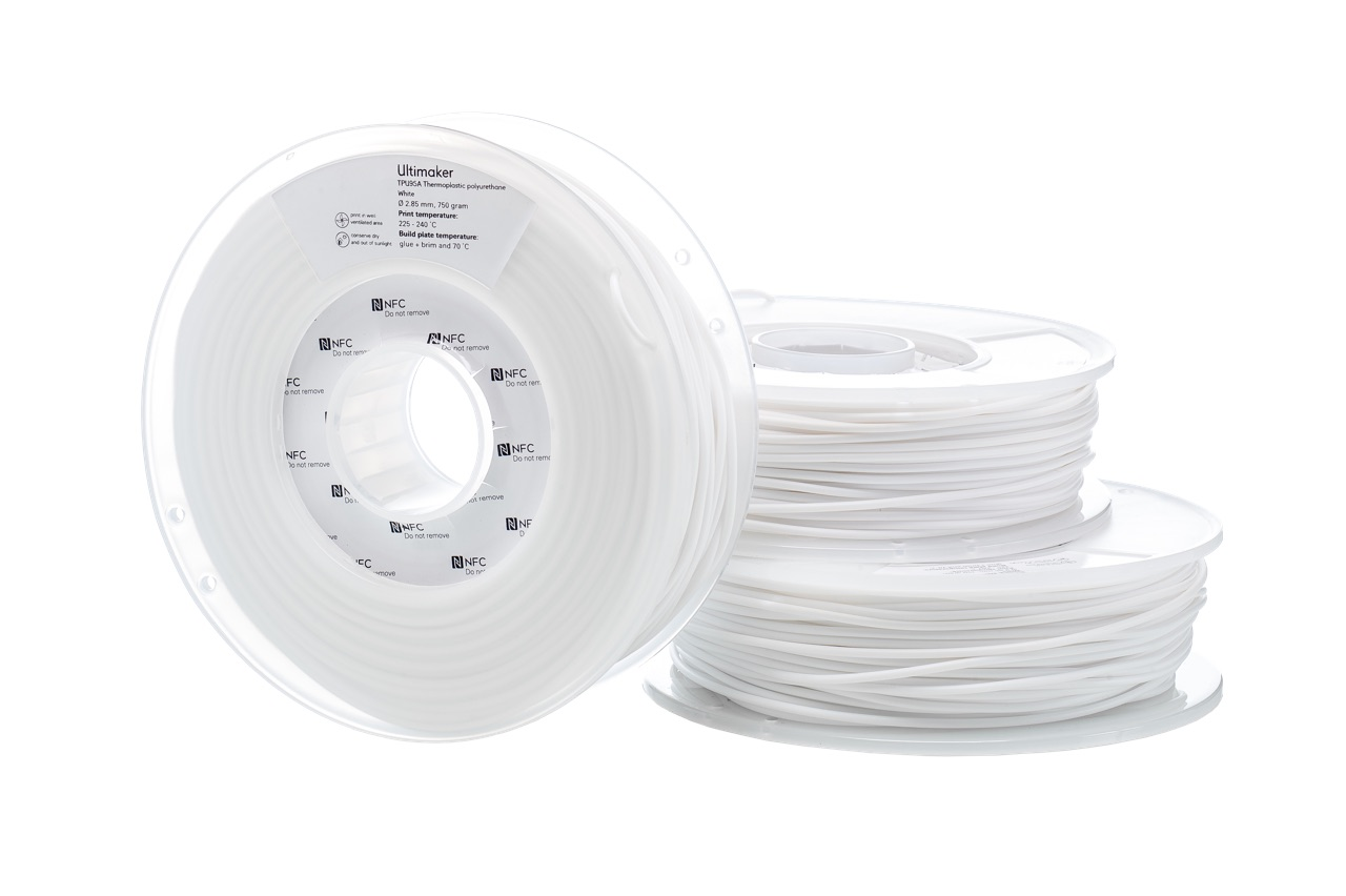Ultimaker TPU White 750g Spool