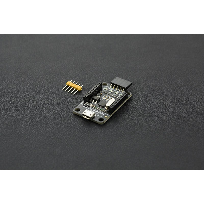 XBee USB Adapter V2 - Atmega8U2