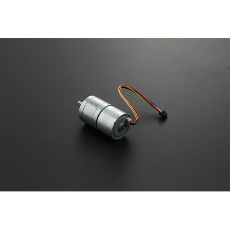 Brushless DC Motor with Encoder 12V 159RPM