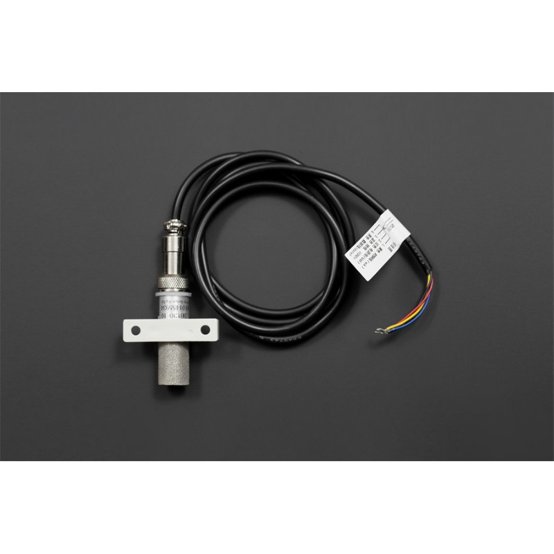 Digital Temperature &; humidity sensor (With Stainless Steel Probe)