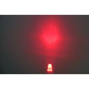 5mm Red LED - 10Pcs