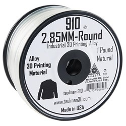 Alloy 910 Filament 2.85mm - 0.45kg (Natural)