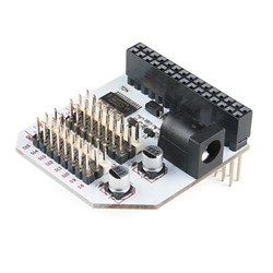 Servo Expansion Board for Onion Omega