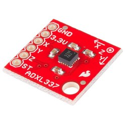 SparkFun Triple Axis Accelerometer Breakout - ADXL337