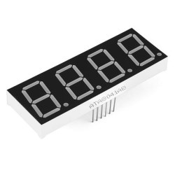 7-Segment Display - 20mm (Green)