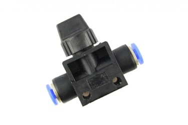 HVFF Copper Union Straight Pneumatic Hand Valves