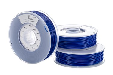 Ultimaker ABS Blue 750g Spool - 2.85mm (3.0mm Compatible)