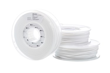 Ultimaker TPU White 750g Spool - 2.85mm (3.0mm Compatible)