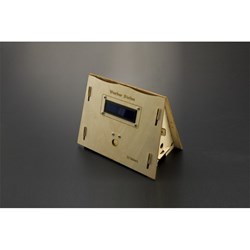 Weather Station Kit with Solar Panel