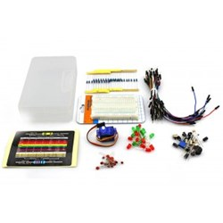 Component Kit with Resistance Card for Arduino E2