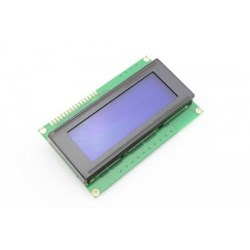 2004 20x4 Character LCD Module - Blue Backlight