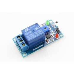 Temperature Controlled Relay Module