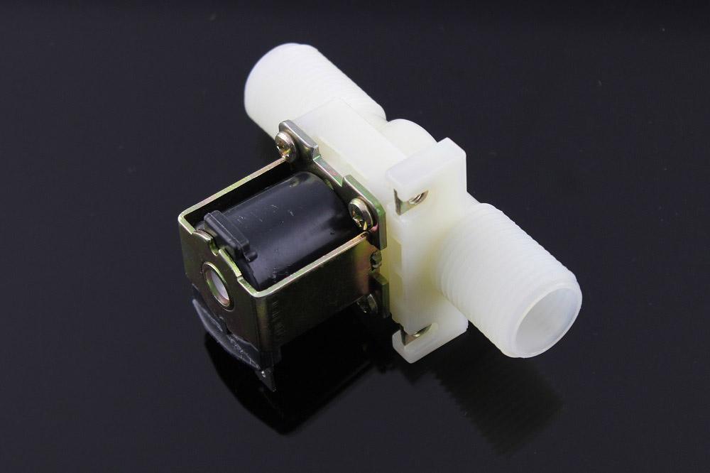 plastic water solenoid valve 12v 1 2 nominal el aso1212gsv. Black Bedroom Furniture Sets. Home Design Ideas