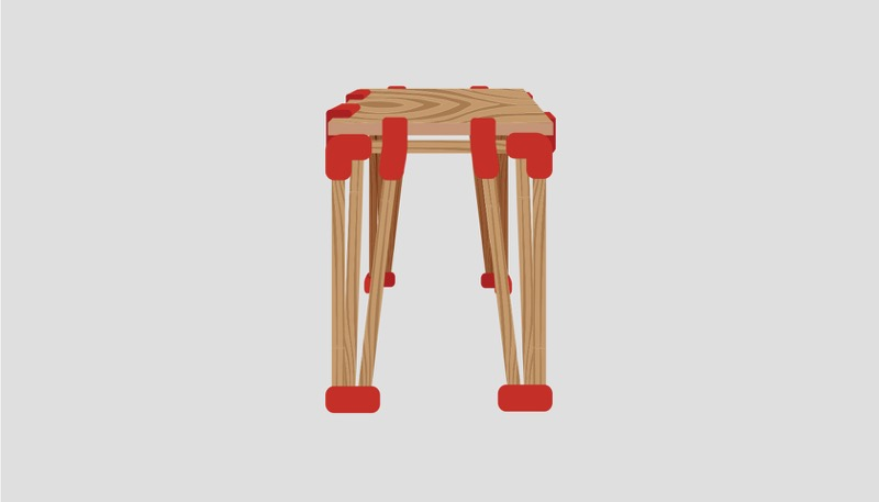 Build your own Workshop Stool